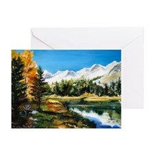 Retreat Greeting Cards (Pk of 20)