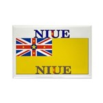 Niue Rectangle Magnet (100 pack)