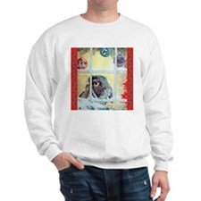 Pokey Holiday, with border Sweatshirt