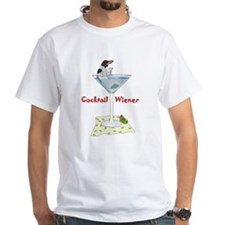 Piebald Cocktail Wiener Shirt