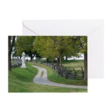 Antietam (Bloody Lane) Greeting Card