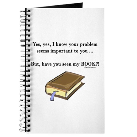 Seen my book Journal