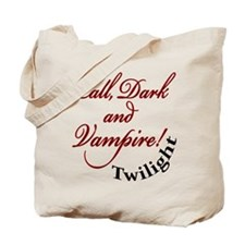 Edward Cullen Tote Bag