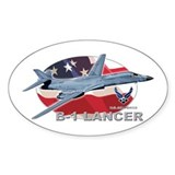 Air Force B-1 Lancer jet Decal