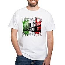 """Brooklyn""""Italian Flag"""" Shirt"""
