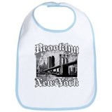 "Brooklyn ""Bridge"" Bib"