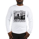 Brooklyn &quot;Bridge&quot; Long Sleeve T-Shirt
