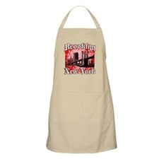 "Brooklyn ""Bridge"" BBQ Apron"