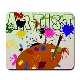 Artist Mousepad