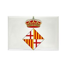 Unique Catalunya Rectangle Magnet (10 pack)