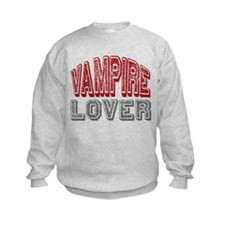 Vampire Lover Twilight Book Movie Sweatshirt