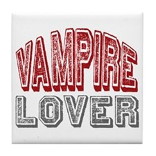 Vampire Lover Twilight Book Movie Tile Coaster