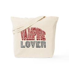 Vampire Lover Twilight Book Movie Tote Bag