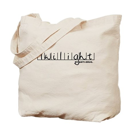 Twilight My Anti-Drug Tote Bag