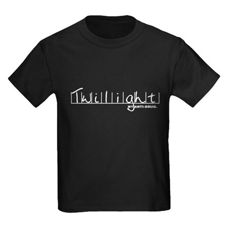 Twilight My Anti-Drug Kids Dark T-Shirt