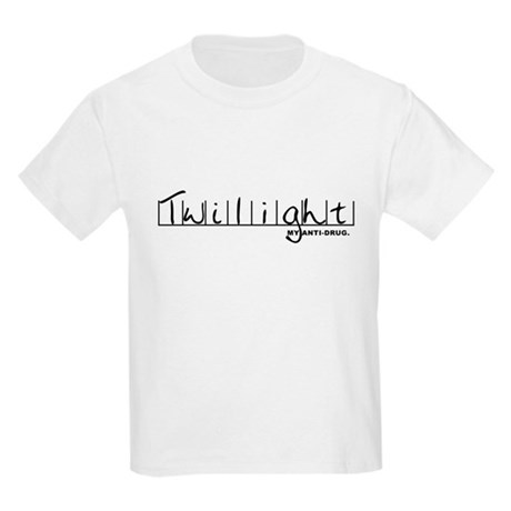 Twilight My Anti-Drug Kids Light T-Shirt