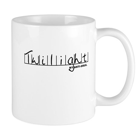 Twilight My Anti-Drug Mug