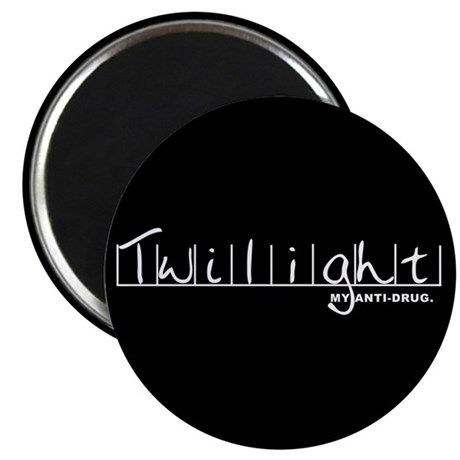 "Twilight My Anti-Drug 2.25"" Magnet (10 pack)"