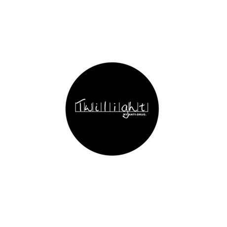 Twilight My Anti-Drug Mini Button (100 pack)