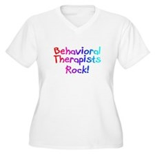 Behavioral Therapists Rock! T-Shirt