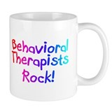 Behavioral Therapists Rock! Mug