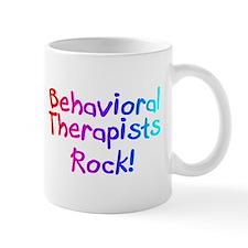 Behavioral Therapists Rock! Mug