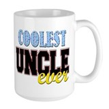 Coolest Uncle Mug