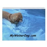 MyWeinerDog.com Calendar
