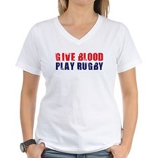 Give Blood, Play Rugby Shirt