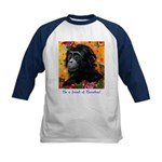 Friends of Bonobos Kids Baseball Jersey