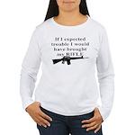 CH-02 Women's Long Sleeve T-Shirt