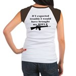 CH-02 Women's Cap Sleeve T-Shirt