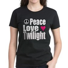 PEACE.LOVE.TWILIGHT Tee