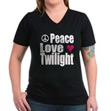 PEACE.LOVE.TWILIGHT Shirt