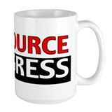 Outsource Congress Mug