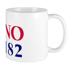 Vote NO on Prop 182 Mug