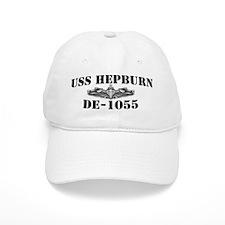 USS HEPBURN Baseball Cap