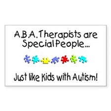 ABA Therapists Are Special People, Just Like Kids