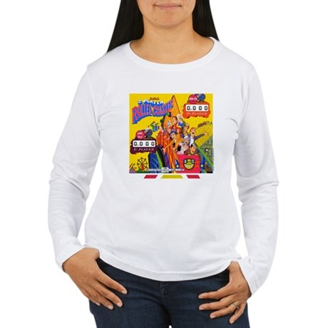 "Gottlieb® ""Roller Coaster"" Women's Long Sleeve"