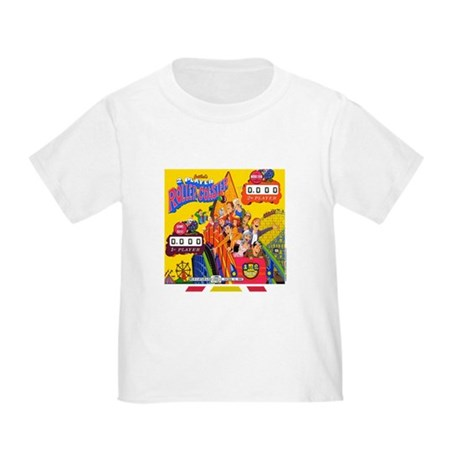 "Gottlieb® ""Roller Coaster"" Toddler T-Sh"