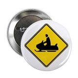 "Snowmobile Crossing 2.25"" Button (100 pack)"