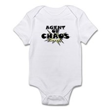 Agent of Chaos Onesie