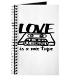 Love is a Mix Tape Journal