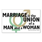 Marriage Sticker