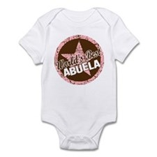 Spanish Grandmother Abuela Infant Bodysuit
