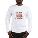 Bacon Lovers Long Sleeve T-Shirt