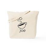 Java Joe Coffee Cartoon Tote Bag