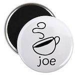 "Java Joe Coffee Cartoon 2.25"" Magnet (10 pack"