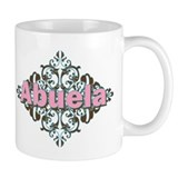Abuela Spanish Crest Small Mug