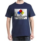 Unique Hazmat T-Shirt